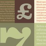 Emotional Impact of Fonts
