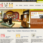 Site Launch – Golden History Museums