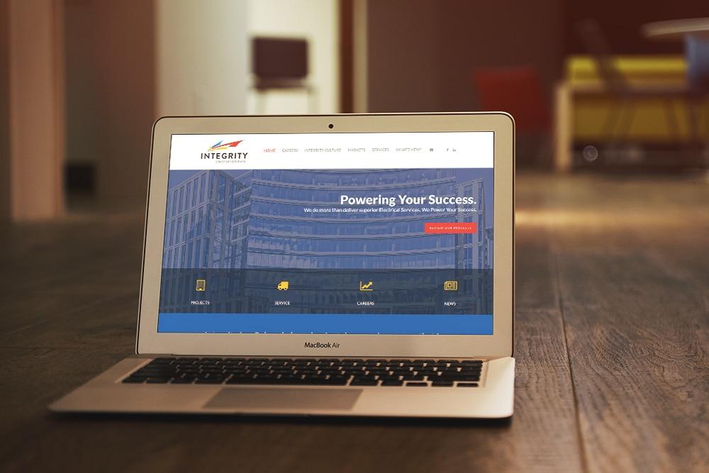 Integrity Electric Screenshot