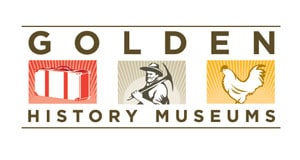 Golden History Museums Logo
